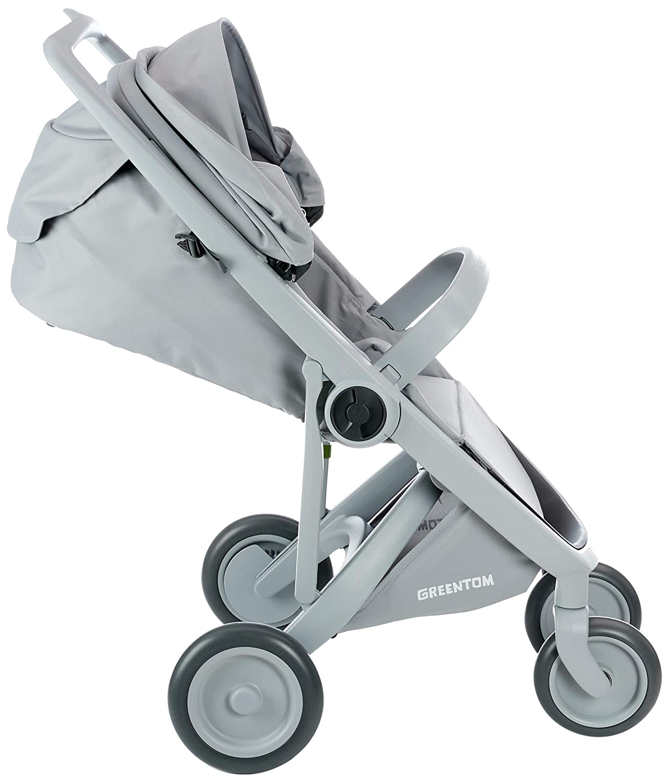 Greentom A+F grey-grey-V16 unisex Sillas de paseo