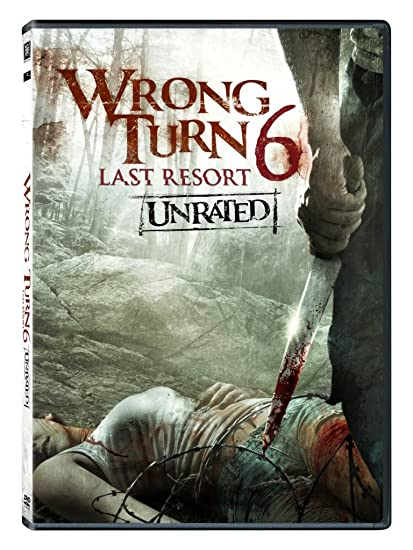 Amazon in: Buy Wrong Turn 6 DVD, Blu-ray Online at Best