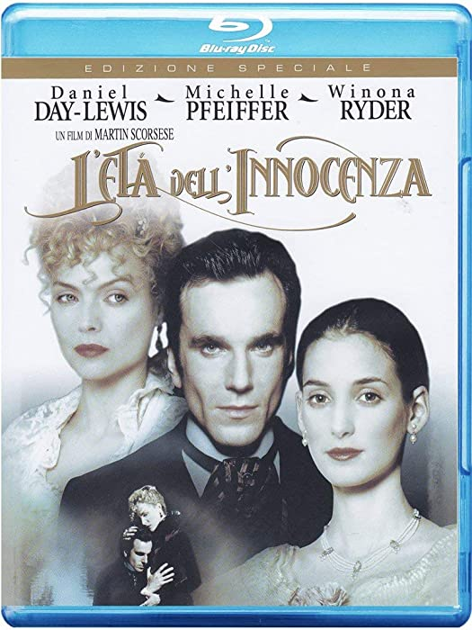 The Age of Innocence (L'eta dell'innocenza) [Blu-Ray Region A/B/C Import - Italy]
