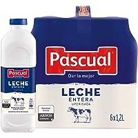 Pascual Leche Entera - Paquete de 6 x