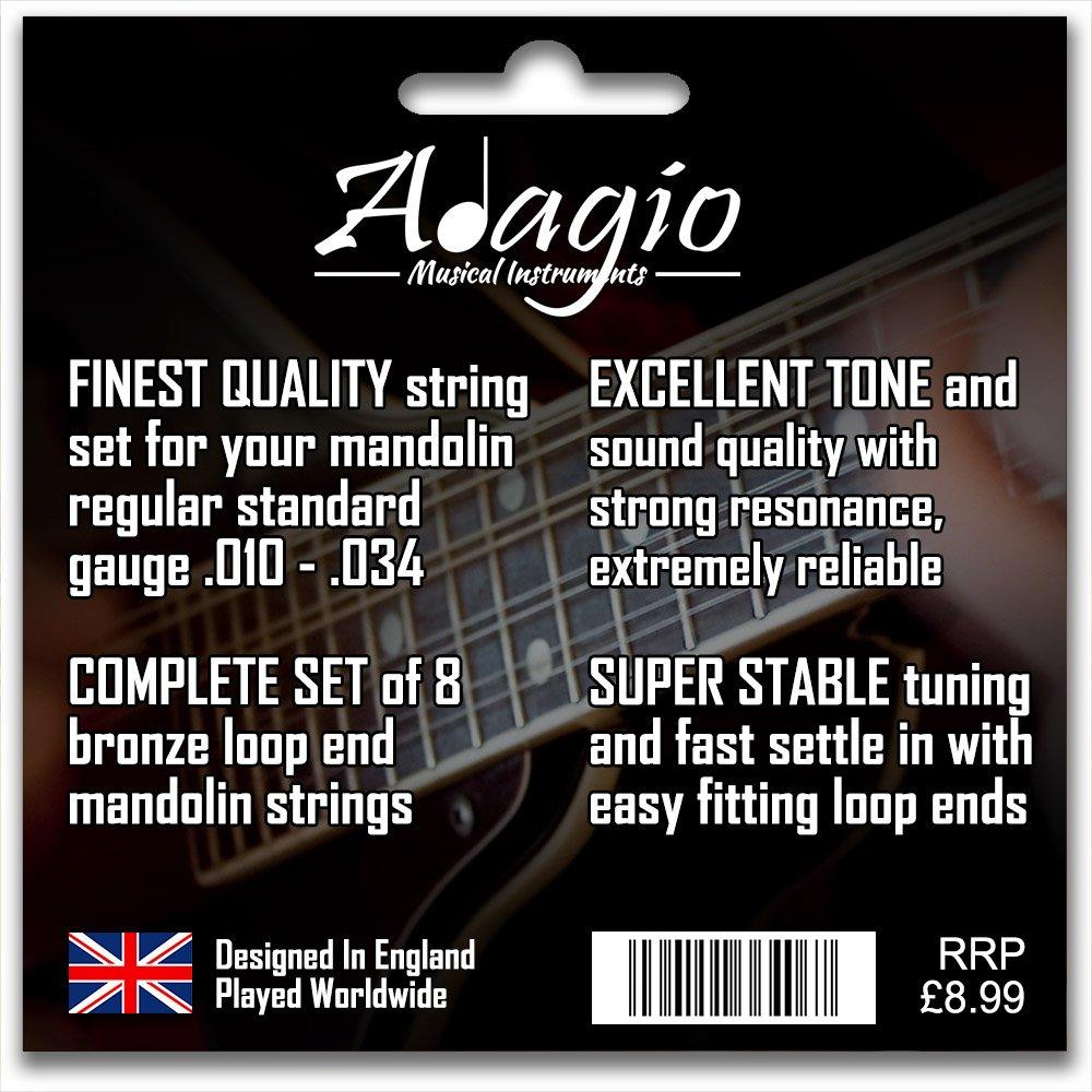 Adagio Professional Mandolin Strings