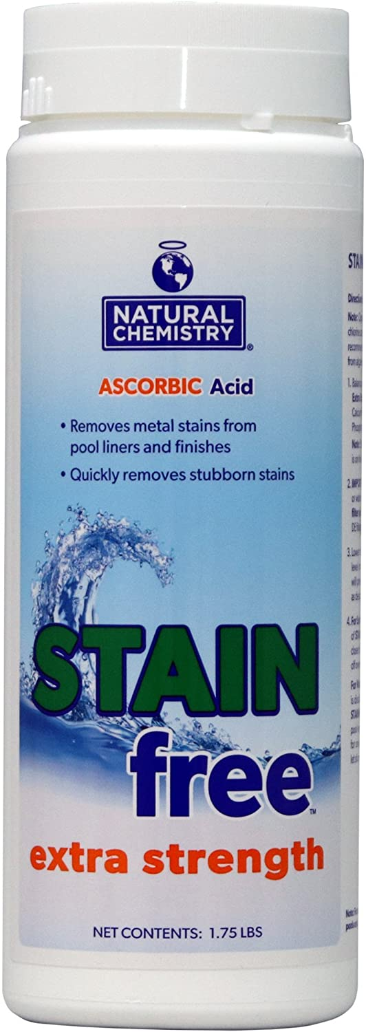 Natural Chemistry 07395Extra Strength Stain Free, 1-3/4-Pound
