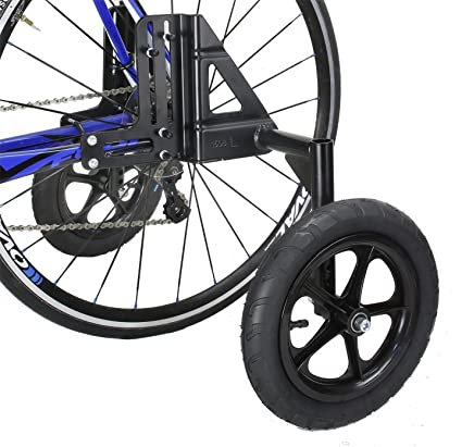 3d3e9d9986e CyclingDeal Adjustable Adult Bicycle Bike Training ... training wheels for  a 20 bike