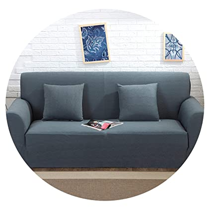 Amazon.com: No Buy No Bye Corner Sofa Cover funda Sofa 4 ...