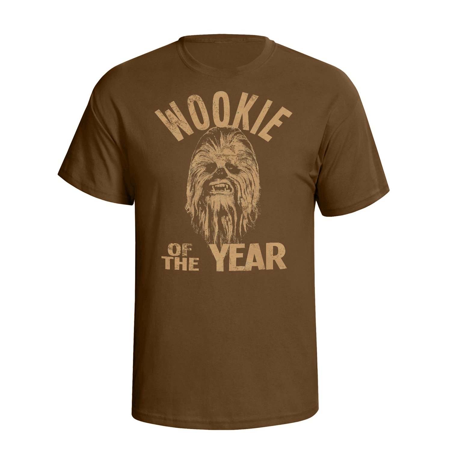 Wookie Of The Year Mens Movie Inspired t shirt [Misc.] Jonny Cotton