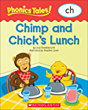 Phonics Tales: Chimp and Chick's Lunch (CH)