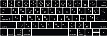 iwreuir Compatible for Universal Us EU Euro Keyboard Cover for MacBook Pro Retina 13 15 Danish German Greek Japanese Korean Swedish Thai Swiss,Danish