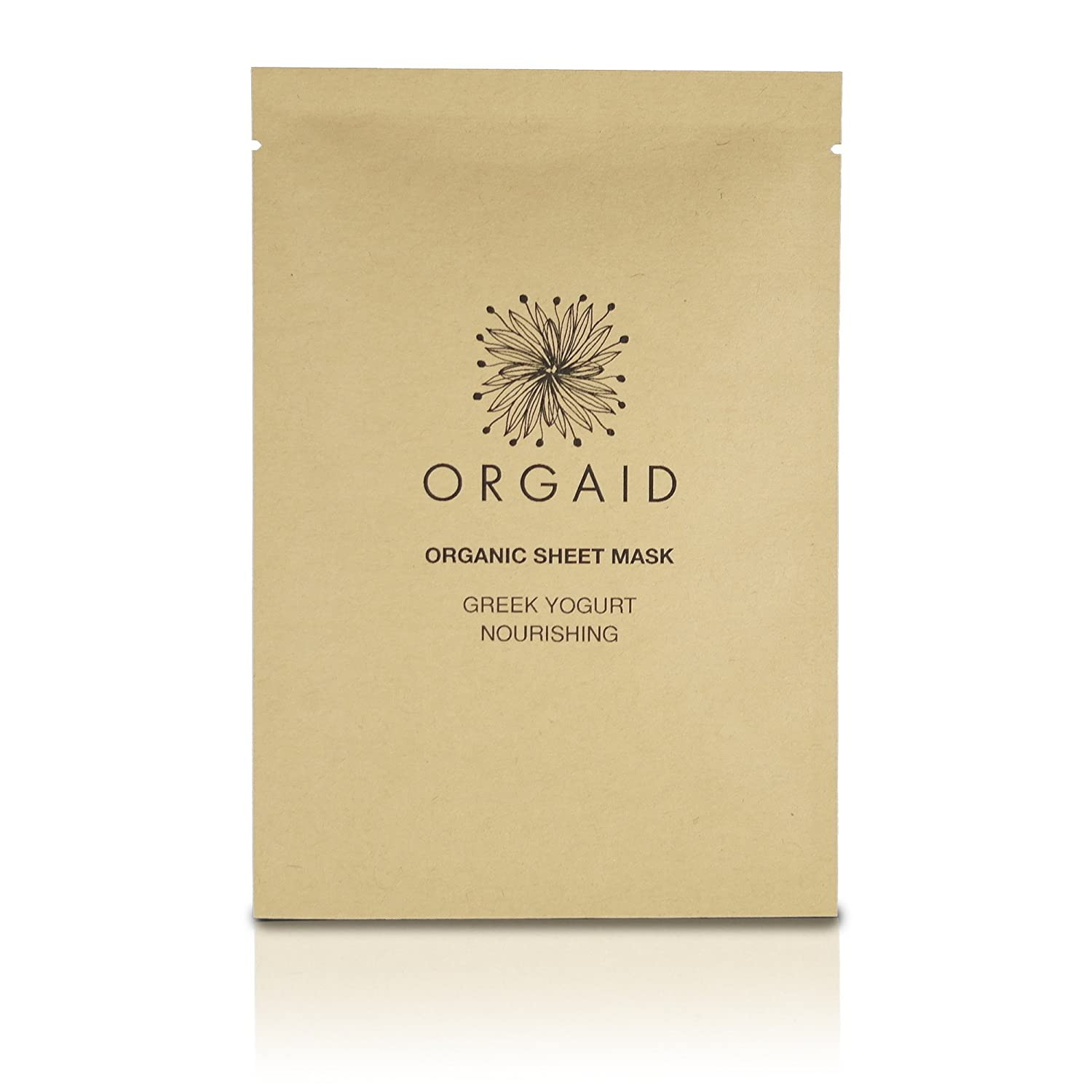 Amazon ORGAID Organic Sheet Mask