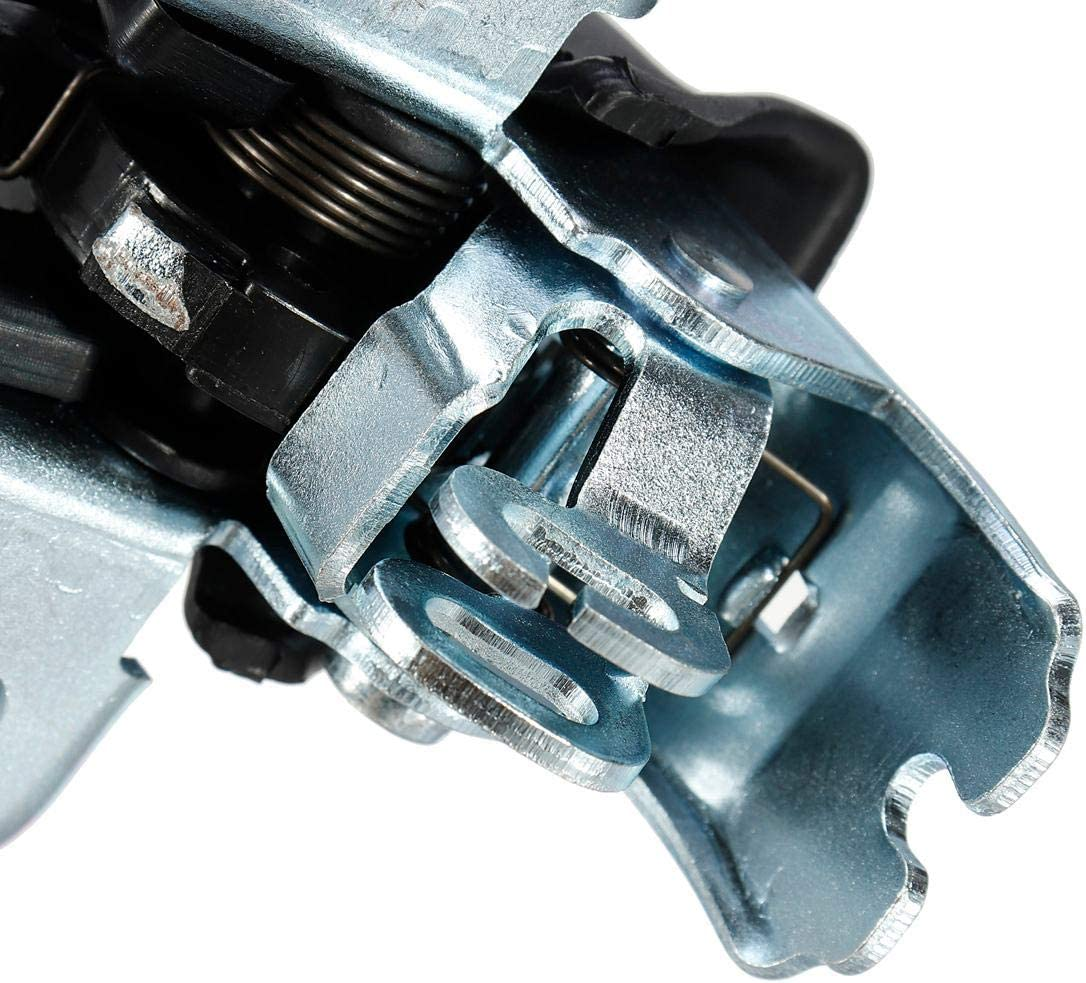 Nrpfell Car Rear Lock Inferiore Porta Serratura Fermo Fermo Bagagli 8200031626 per Master Kangoo Movano 1998-2010