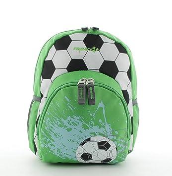 Franky KRS1 - Mochila infantil Verde Fútbol extra-small: Amazon.es: Equipaje