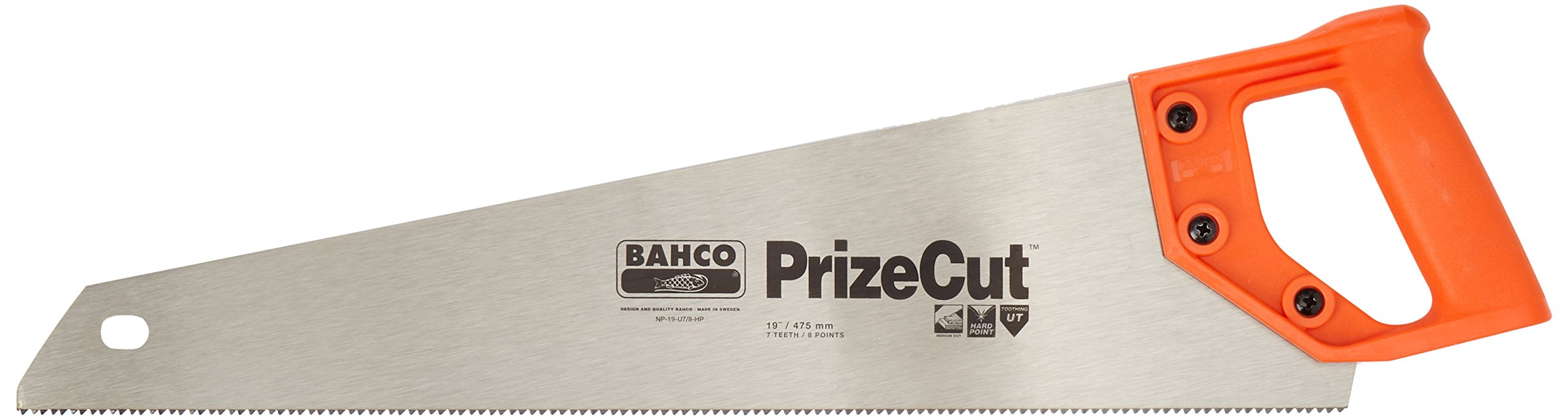 Bahco Np-19-10P 19-Inch Prizecut Handsaw