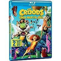 Los Croods: Una Nueva era Bluray (blu_ray) [Blu-ray]