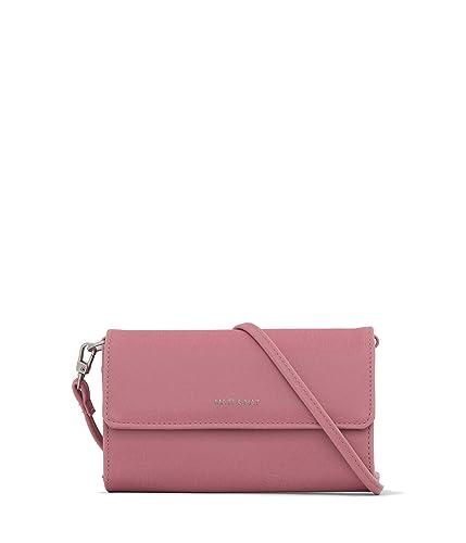 03577b327 Matt & Nat Drew Crossbody Bag, Berry: Handbags: Amazon.com