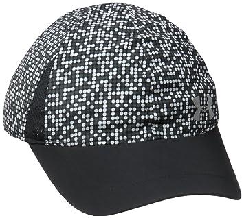 f38078780d20 Under Armour Girls  Shadow Cap, Black White, One Size  Amazon.de ...