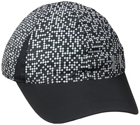brand new e1609 e40e1 ... where to buy under armour girls shadow cap black 001 silver one size  fcb77 0952a