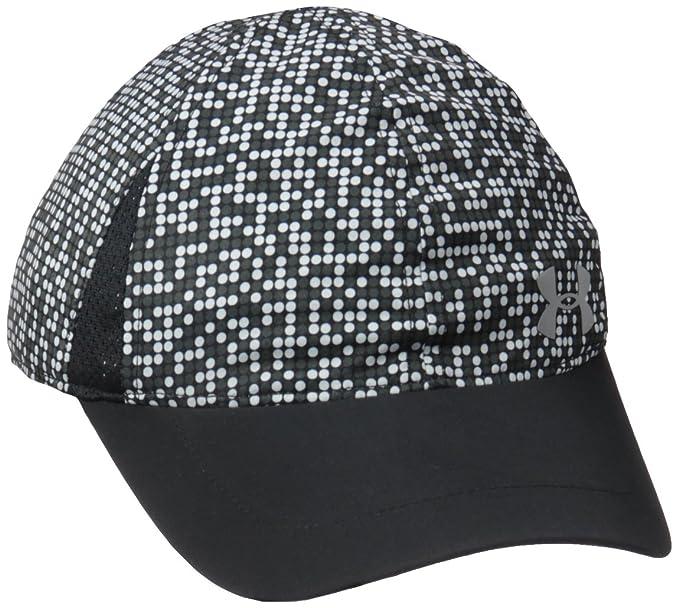 buy popular 22f72 f7c18 Under Armour Girls  Shadow Cap, Black (001) Silver, One Size