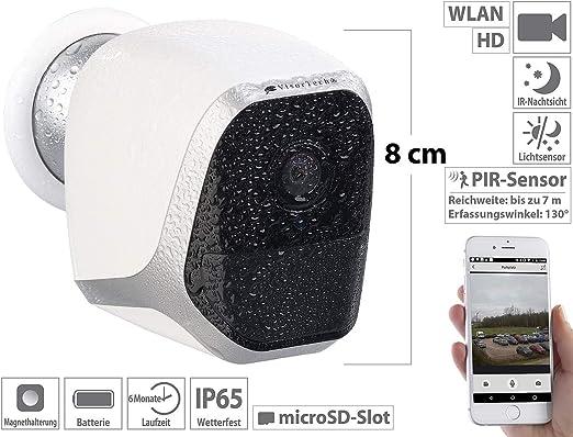 Heimsicherheitskamera Standardversion 1080P IP65 Wasserdichte IP-Kamera I6J3