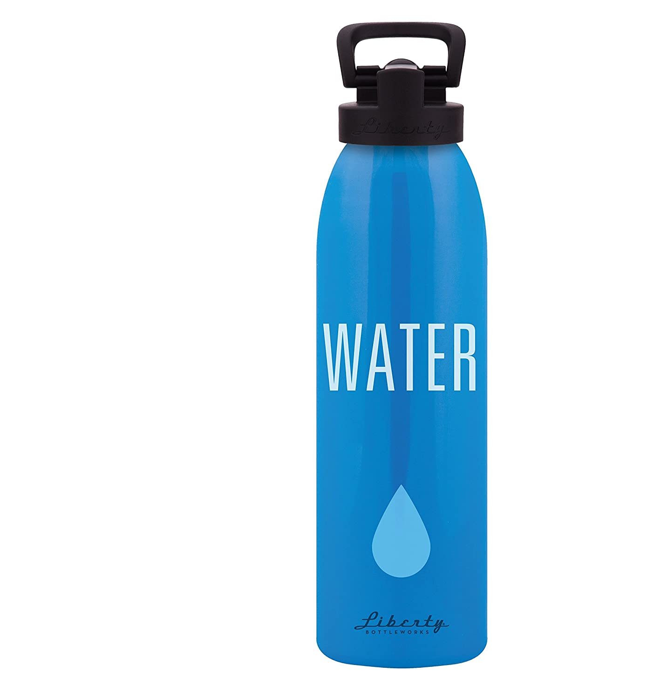 Liberty Bottleworks Wasser Aluminium Wasser Flasche