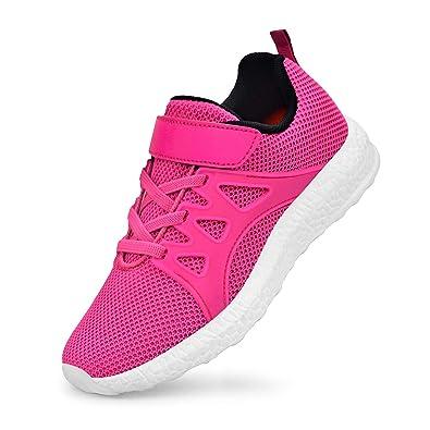 QANSI Womens Ladies Trainers Breathable Mesh Slip on Water Shoes ... eb863dd337