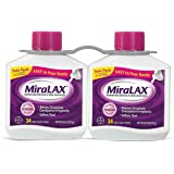 Miralax Twin Pack (2 Bottles x 34 Doses) by Miralax