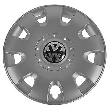 Accesorio Original Volkswagen - Tapacubo Llanta Acero 15 pulgadas: Amazon.es: Coche y moto