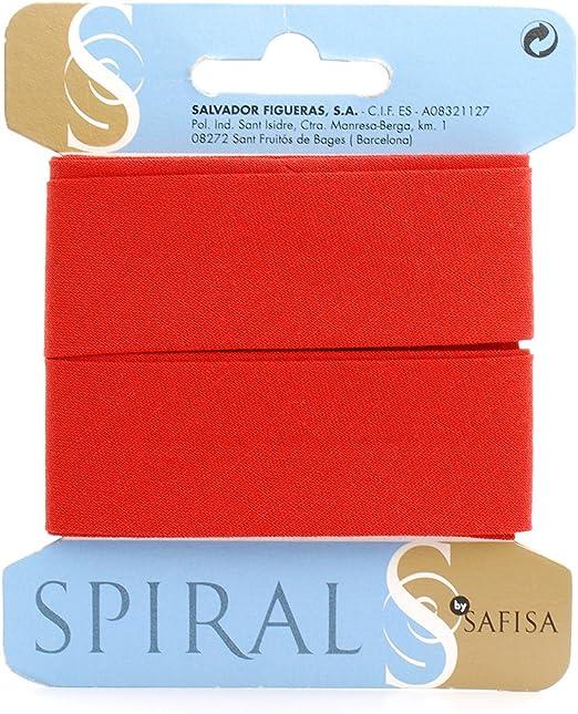 Spiral Cinta bies algodón y poliéster Colección Funcional (Rojo ...