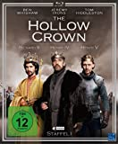 The Hollow Crown (Staffel 1 im 4 Disc Set) (Richard II/Henry IV/Henry V) (Blu-ray)