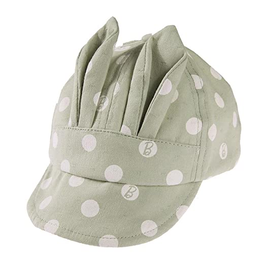 d8a66386c7178 Amazon.com  chinatera Toddler Boys Girls Cute Rabbit Ear Shaped Baseball  Cap Sun Protection Flap Hat Summer Spring  Clothing