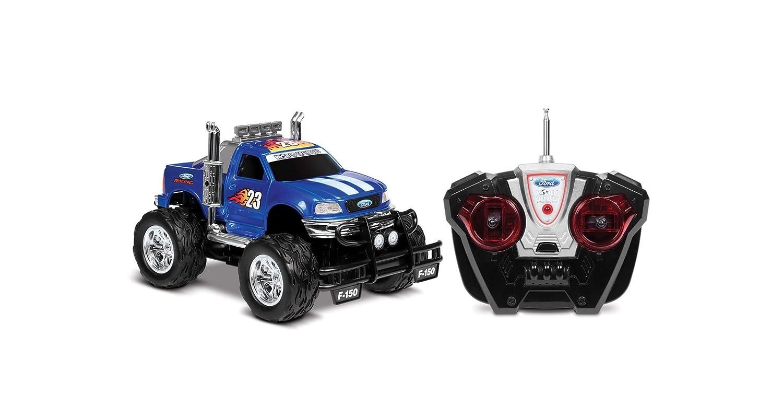 Amazon.com World Tech Toys Licensed Ford F-150 Remote Control Truck (118 Scale) Toys u0026 Games  sc 1 st  Amazon.com & Amazon.com: World Tech Toys Licensed Ford F-150 Remote Control ... markmcfarlin.com