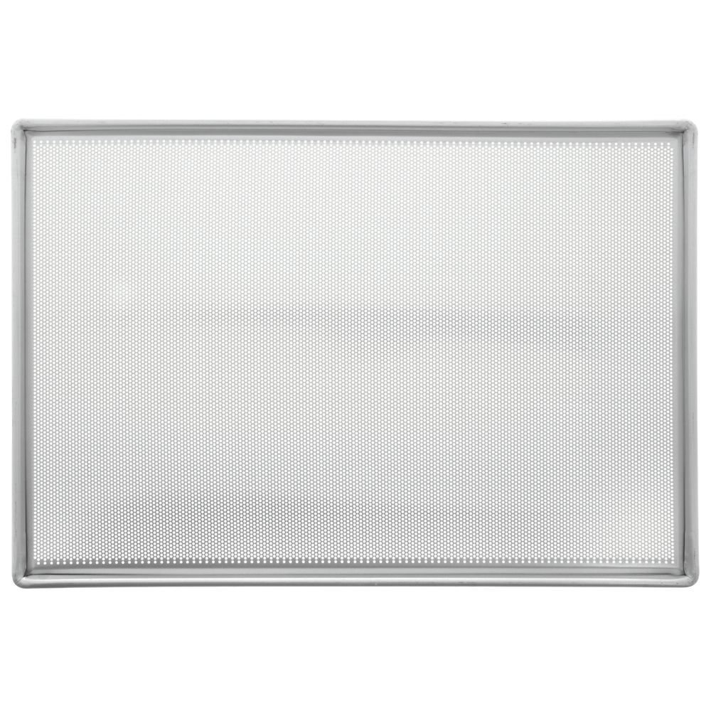 Chicago Metallic 44800 Glazed Perforated Cookie Style Baking Sheet