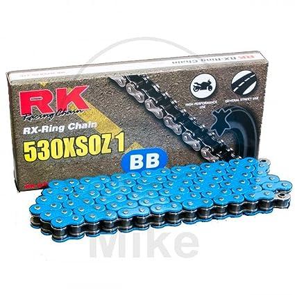 Catena O Ring Ox Ring.Amazon Com Rk X Ring 530xsoz1 Blu Mtr Prezzo Per Maglie Catena