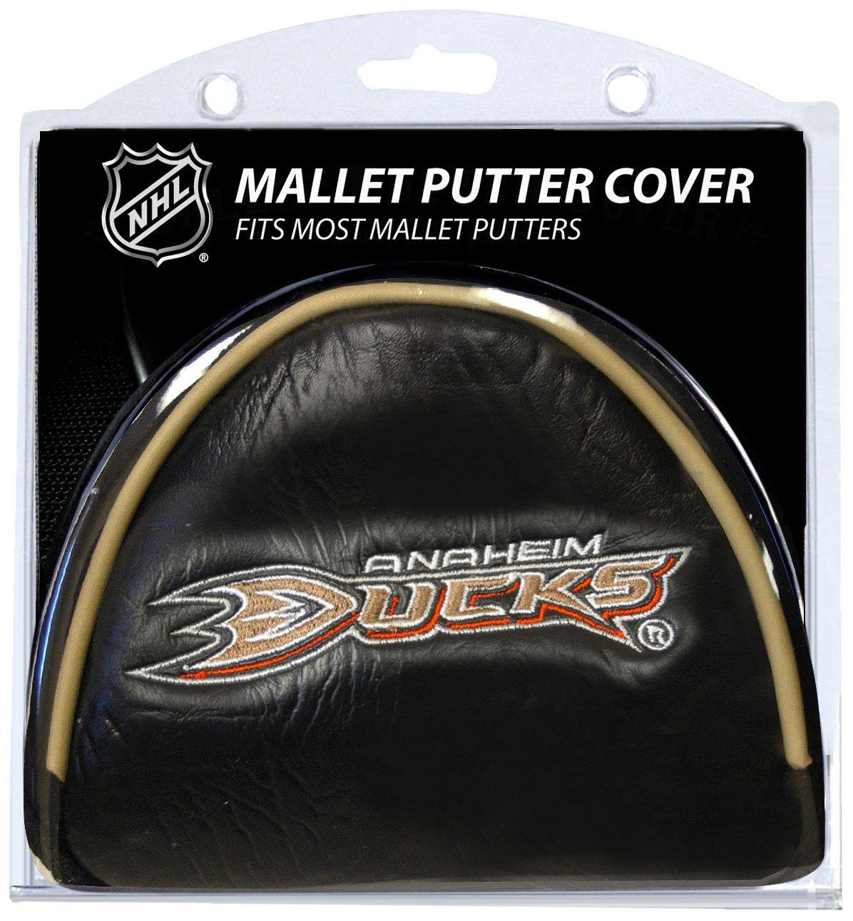 Team Golf NHL Anaheim Ducks Golf Club Mallet Putter