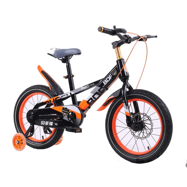 【在庫一掃】 男の子と女の子のための子供のホイールバイク B07PRKMD8Z 16 B inches B 16 B07PRKMD8Z, クツキムラ:0f818127 --- senas.4x4.lt