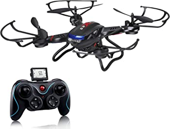 Holy Stone F181 RC Quadcopter Drone with HD Camera