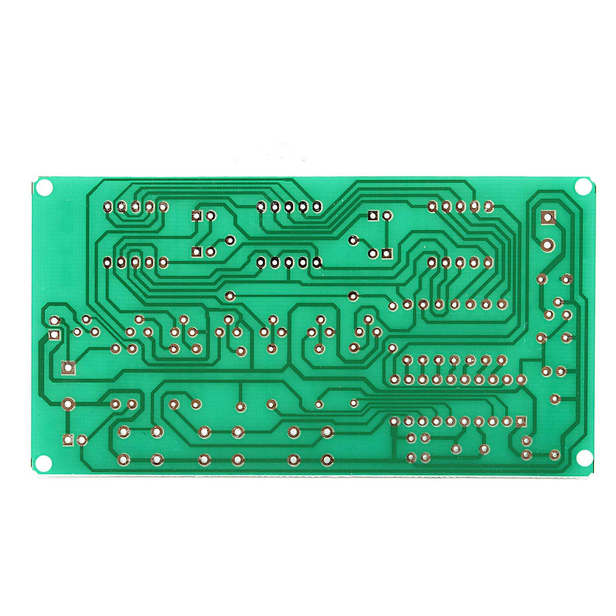 5V-12V AT89C2051 Multifunction Six Digital LED Electronic Clock Kit - Arduino Compatible SCM & DIY Kits Arduino Compatible Kits & DIY Kits - 1 x LED ...