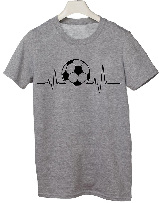 Sport Tutte Le Taglie by tshirteria Football Tshirt Calcio Heart