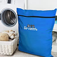 Pet Laundry Bag to Stops Pet Hair Blocking The Washing Machine Pet Laundry Helper for Guinea Pigs, Rabbits, Small Animal…