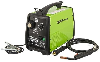 Forney 309 140-Amp MIG Soldadura, 120 V