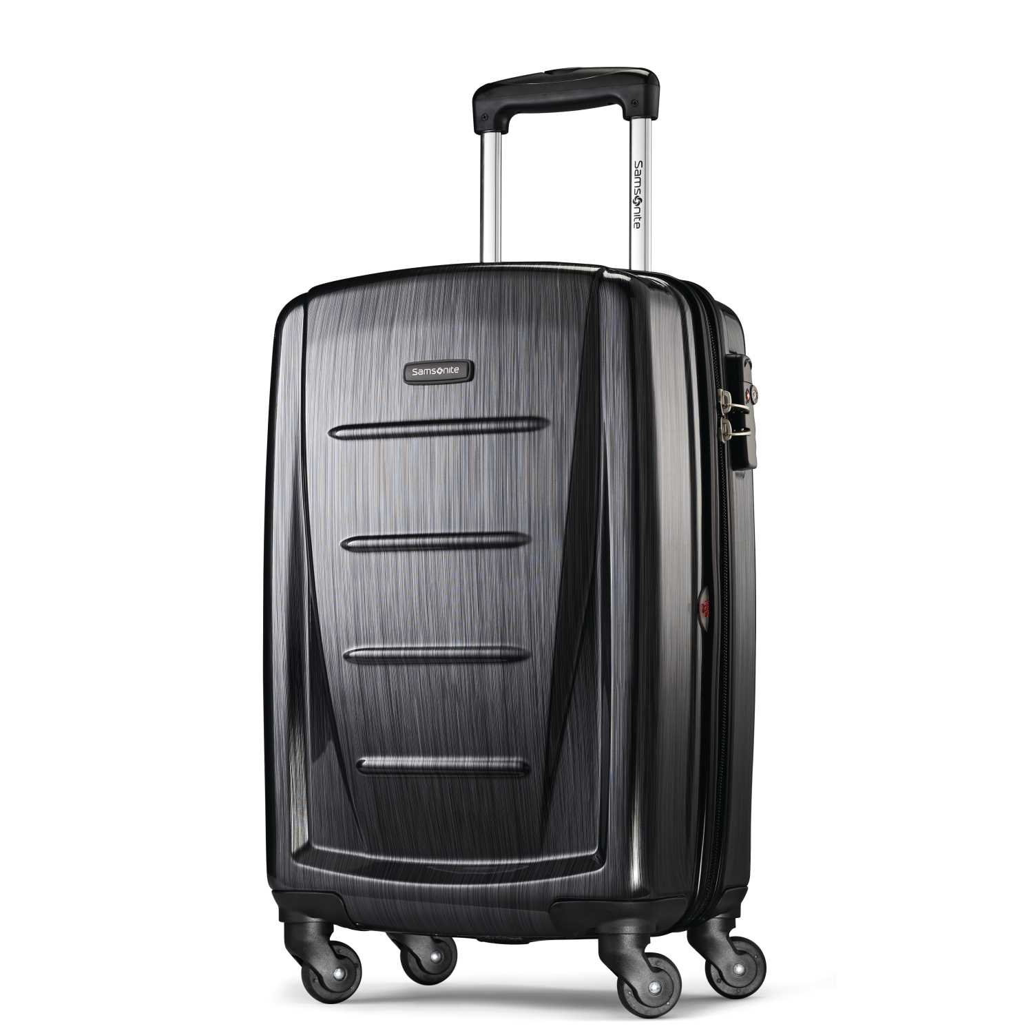 Samsonite Winfield 2 Hardside 20 Luggage, Charcoal Samsonite Corporation 56844