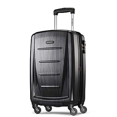 Samsonite Winfield 2 Hardside 20  Luggage, Brushed Anthracite