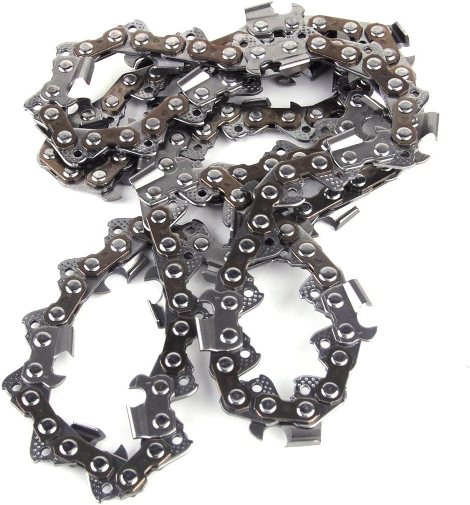 "20/"" Saw Chain 3//8/"" .058/"" 72DL For Husqvarna 288 365 372 385 390 394 395 480 562"