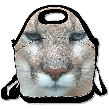 Amazon.com: starmiami cougar-puma bolsa de almuerzo bolso de ...
