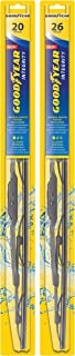 product image for Goodyear Integrity Windshield Wiper Blades 26 Inch & 20 Inch Set