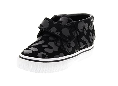 125e1adb95d5d9 VANS Chaussures Enfants - T CHUKKA V MOC - leopard suede black ...