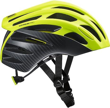 MAVIC Ksyrium Pro MIPS - Casco de Bicicleta Hombre - Amarillo ...