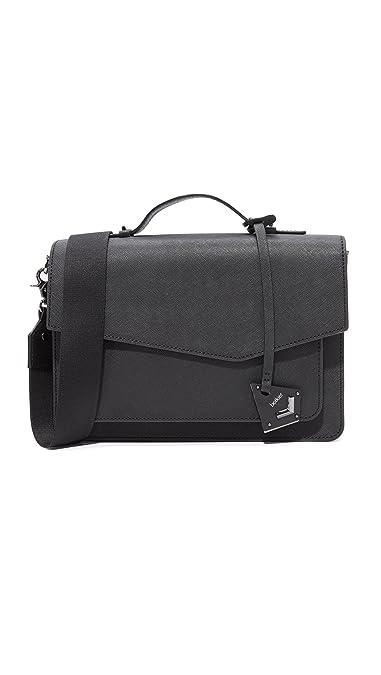 d8fec20cc Amazon.com: Botkier Women's Cobble Hill Cross Body Bag, Black, One ...