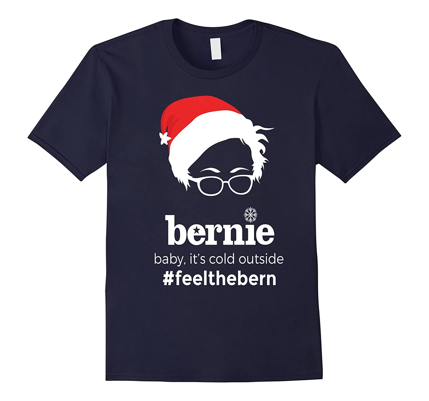 Bernie Sanders - Hindsight is 2020 - Merry Christmas Sweater-CL