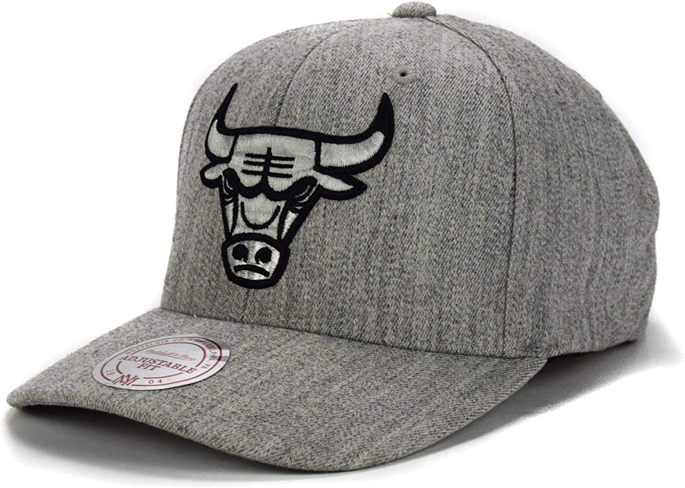 Mitchell & Ness Ajustable 110 Flexfit Gorra Chicago Bulls Brooklyn ...