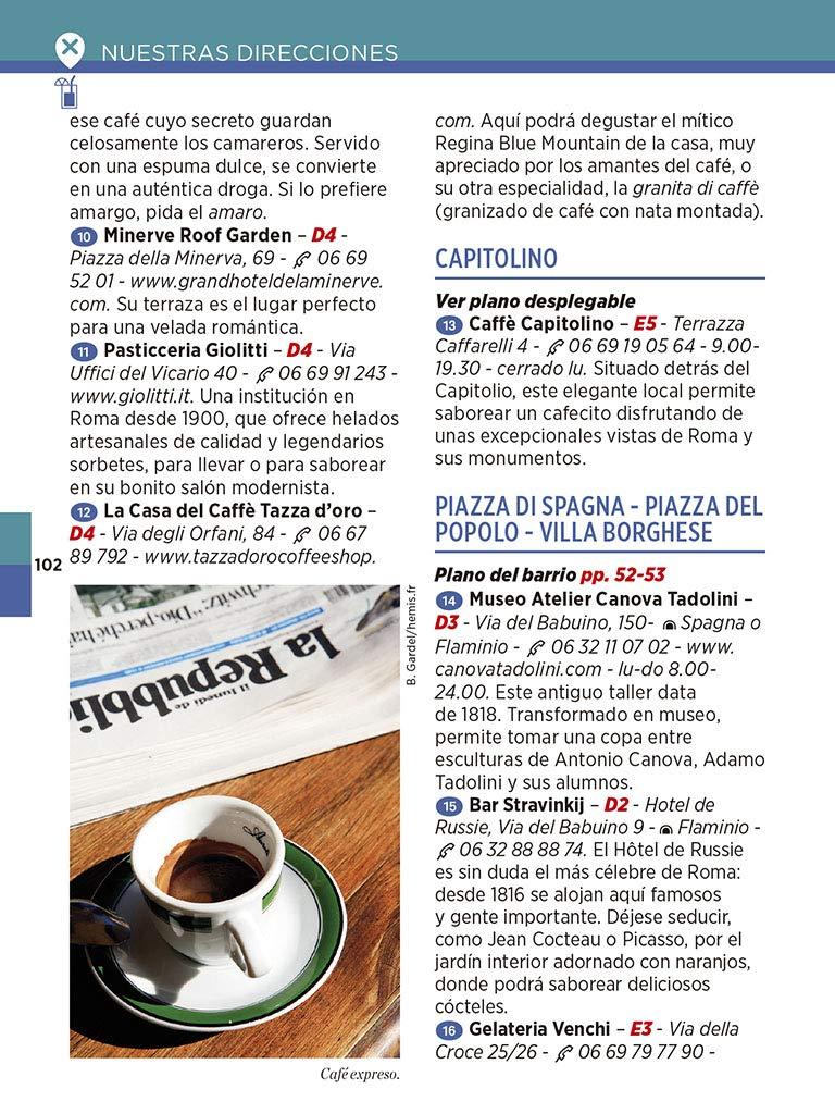 Roma Guías De Turismo 9788403515239 Amazon Com Books