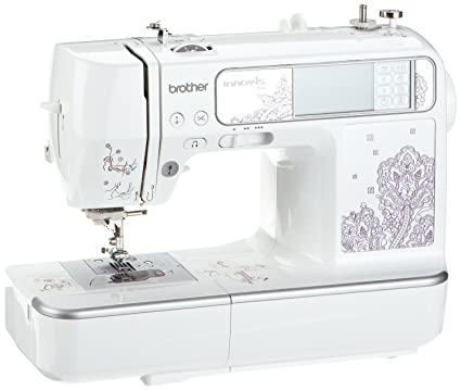 Brother 4977766665612 - Máquina de coser innovis 90e